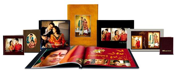 Wedding Photo Album Designer India Cochin Thrissur Calicut